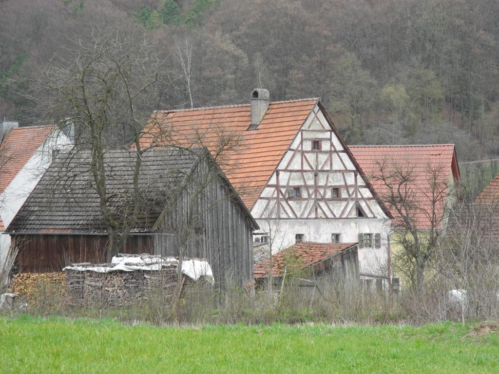 Gehöft in Peilstein